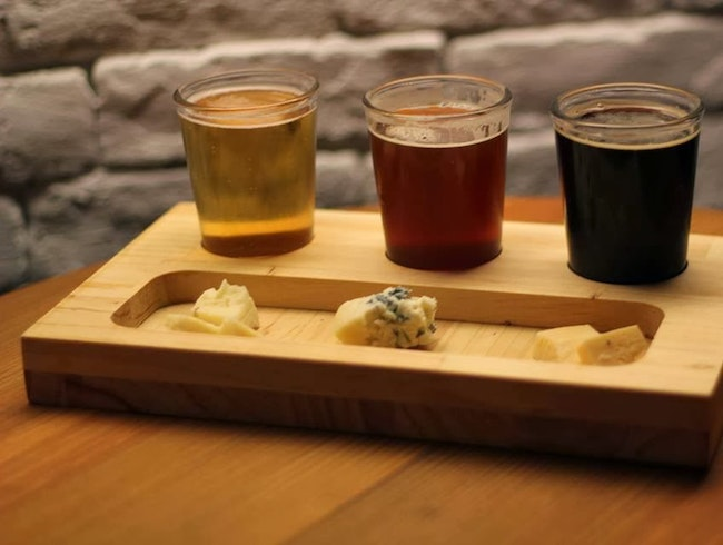 Beer and Cheese Pairing?