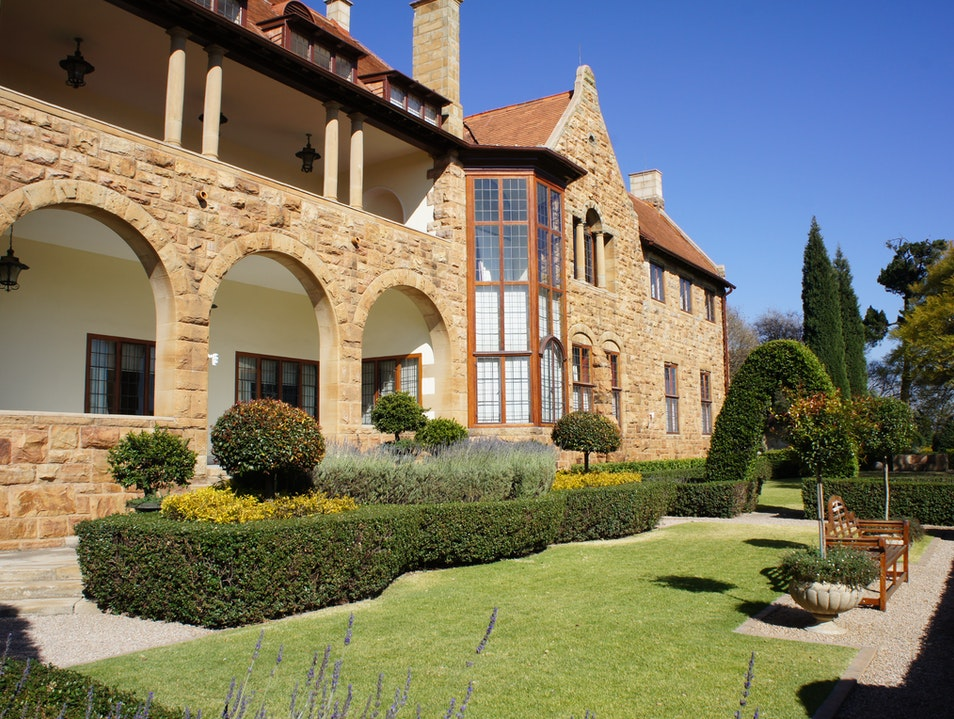 Beautiful Historic Parktown Mansion Johannesburg  South Africa