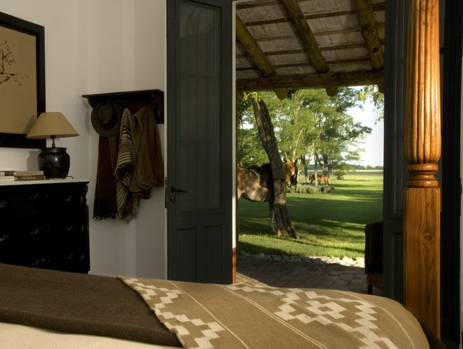 La Bamba de Areco 1830's Estancia Restored to Elegant Accommodation