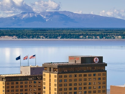 The Hotel Captain Cook Anchorage Alaska United States
