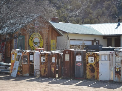 Classical Gas Museum Embudo New Mexico United States