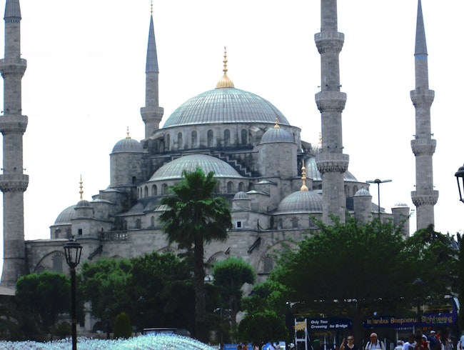 Sightseeing In Istanbul