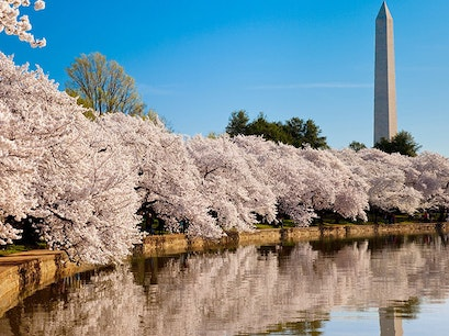Tidal Basin Loop Washington, D.C. District of Columbia United States
