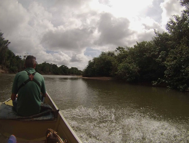 Rupununi River Explorations in Guyana's Amazon Outback