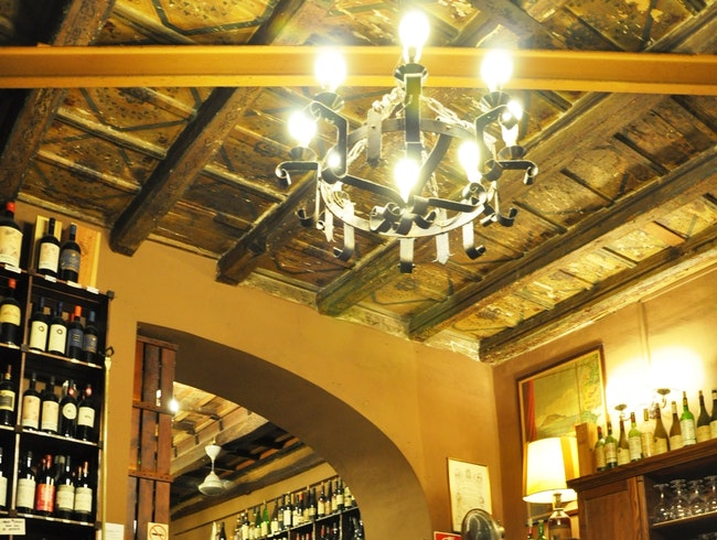 Il Goccetto, Cozy Wine Bar in Rome's Center