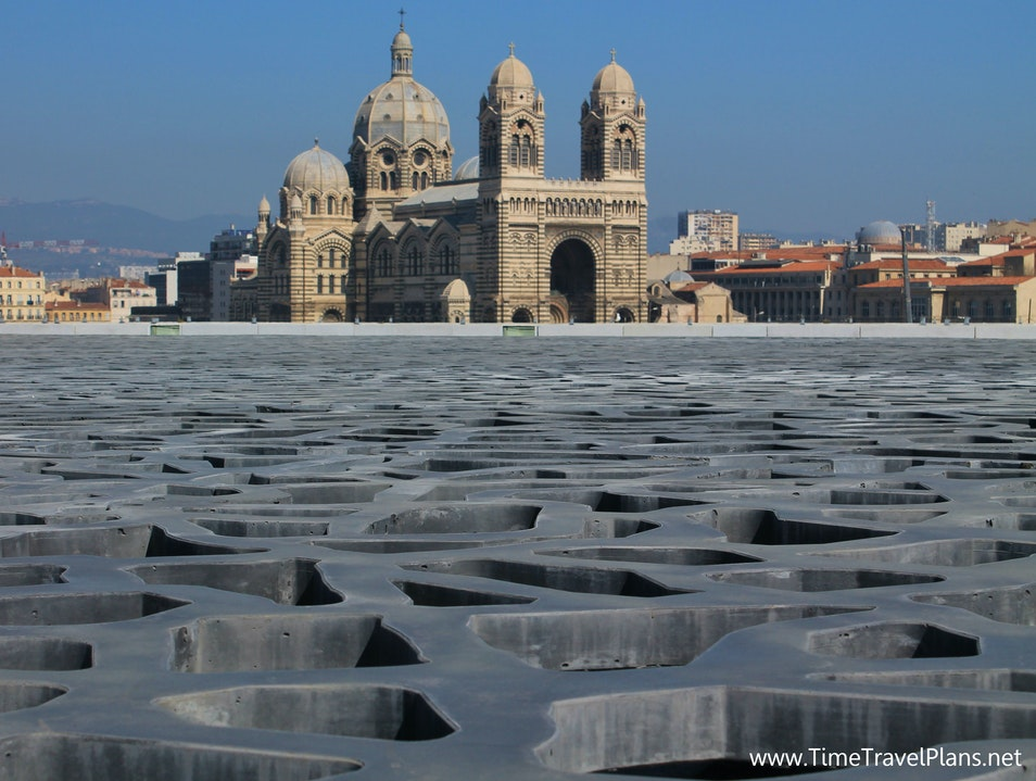 The Magnificent Marseille Cathedral