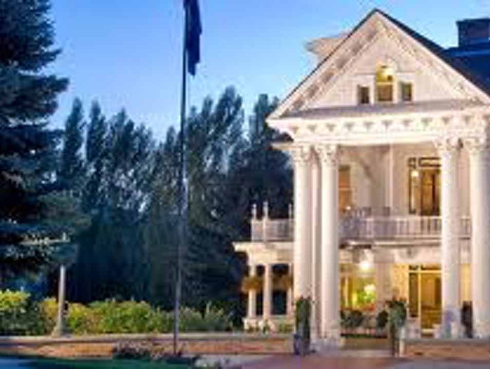 The Mansion that Moved Missoula Montana United States