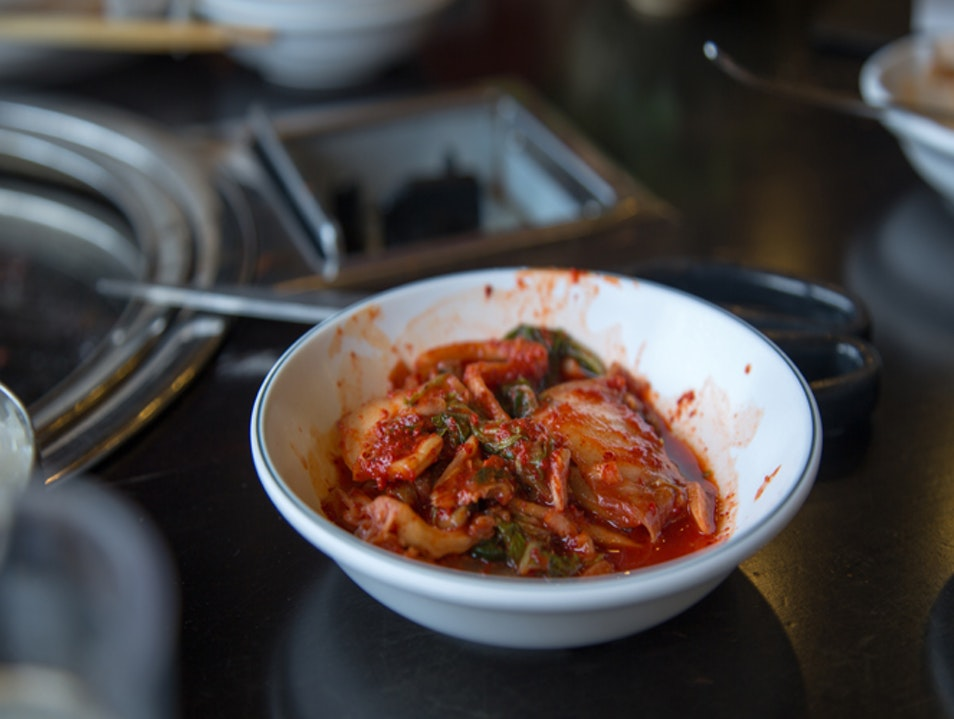 Han IL Kwan - Korean food in the Fog San Francisco California United States