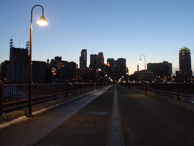Iconic Minneapolis