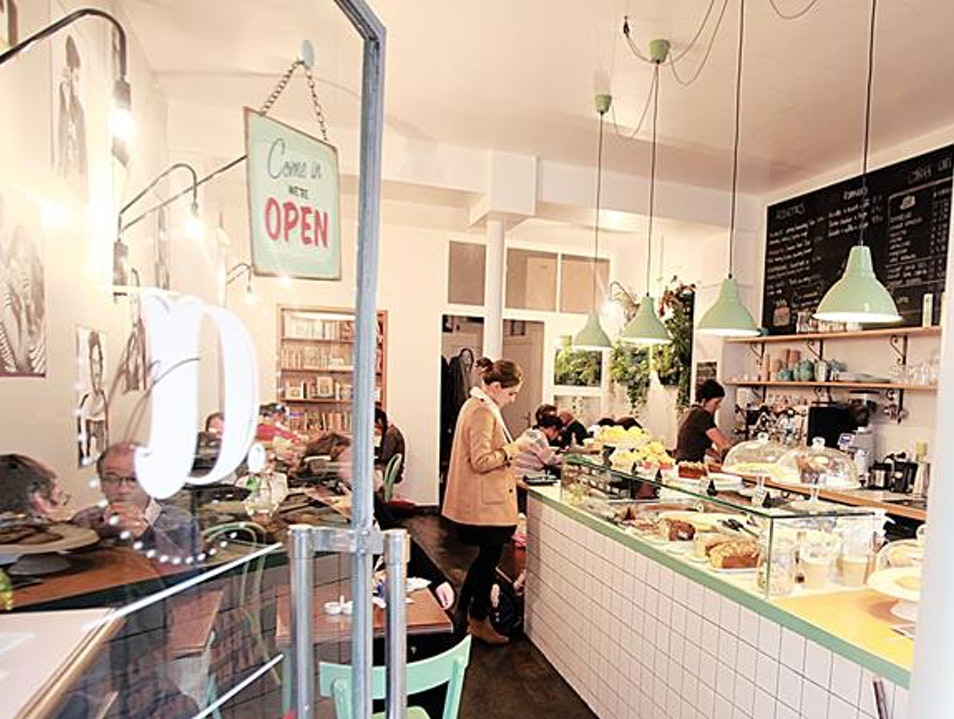 Organic coffee shop and canteen in the heart of the 5th arrondissement Paris  France