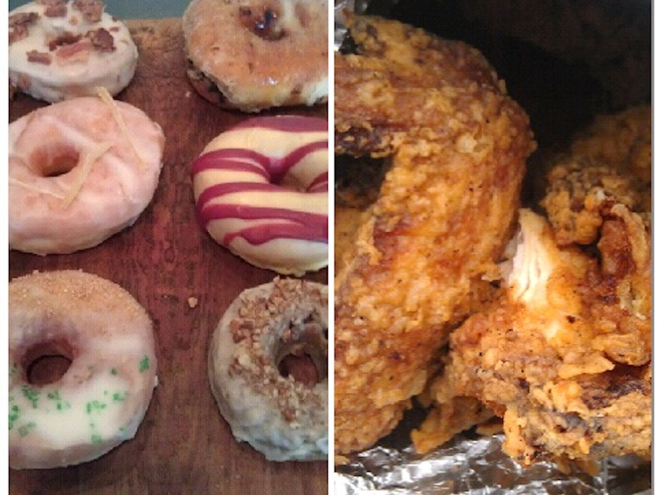 The Gourmet Doughnuts are Here! Washington, D.C. District of Columbia United States