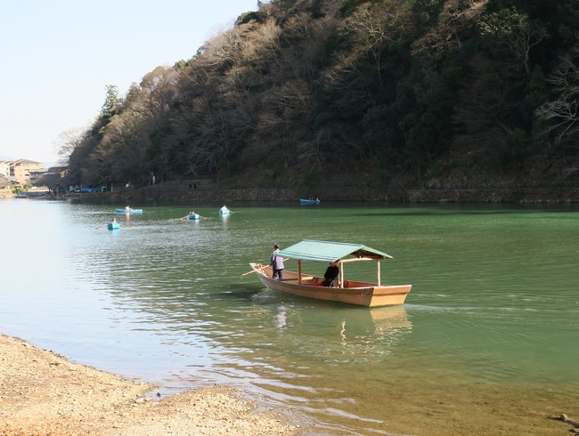 Explore Outside Arashiyama