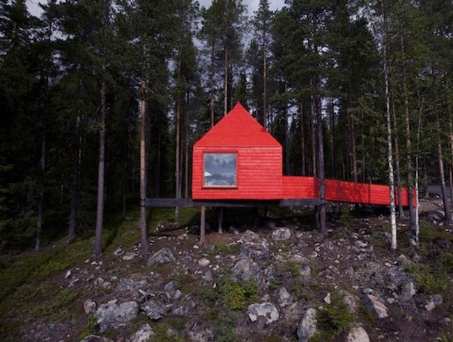 Camp Hotels: Treehotel, Harads