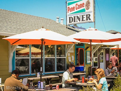 Pine Cone Diner Point Reyes Station California United States