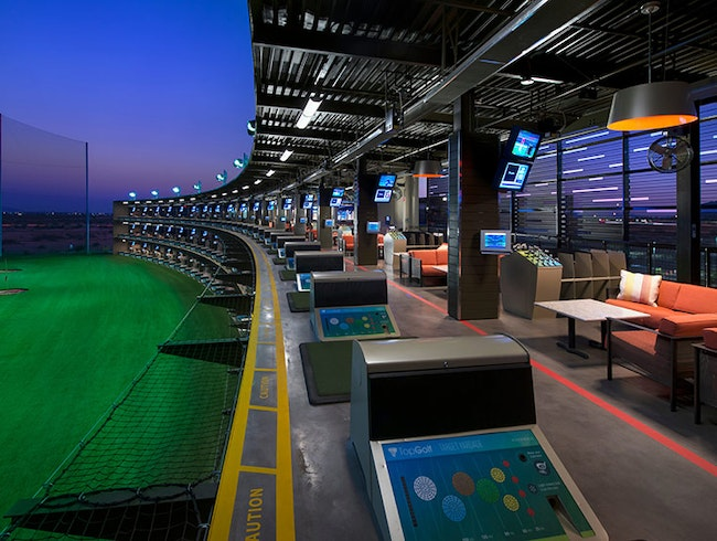 Take Your Game to the Next Level at Topgolf