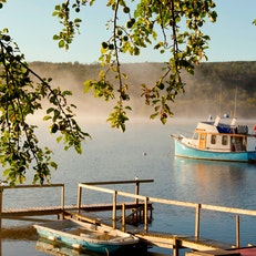 Boat Tour of Bras d'Or Lake