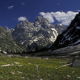 Cascade Canyon, Grand Teton National Park, WY