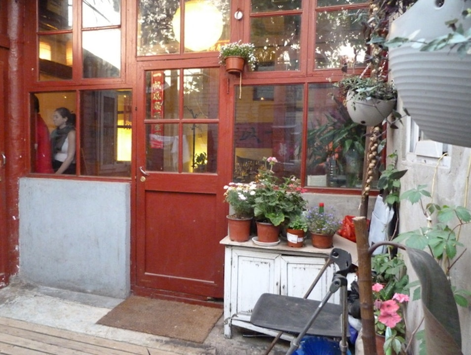 Jewel of a Restaurant in the Middle of the Hutongs of Beijing, China Beijing  China