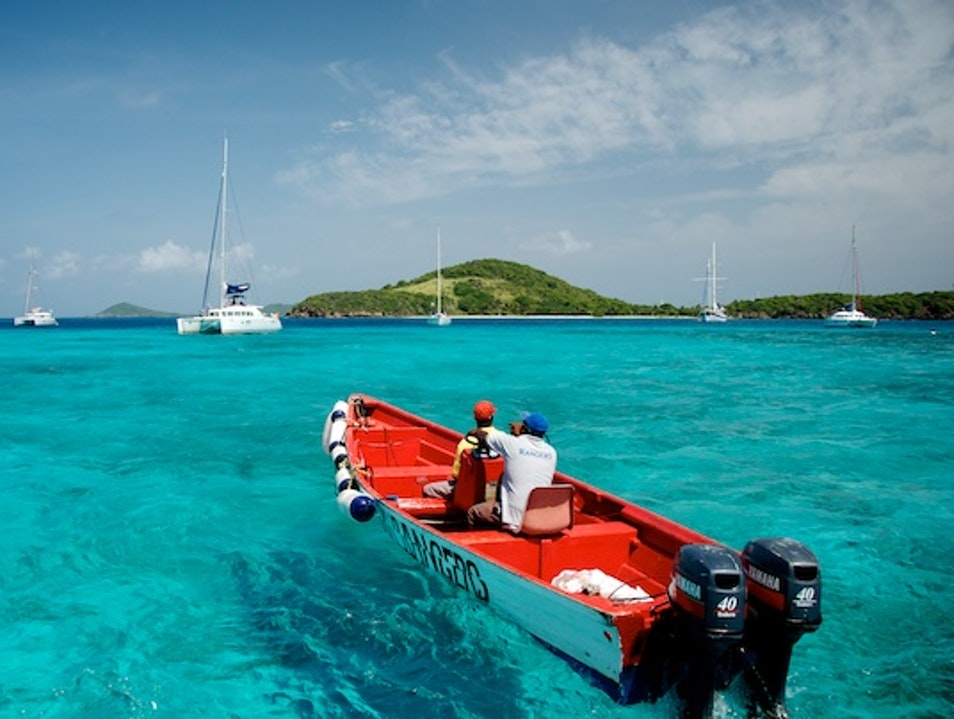 Immerse Yourself in a Park Like No Other Grenadines  Saint Vincent and the Grenadines