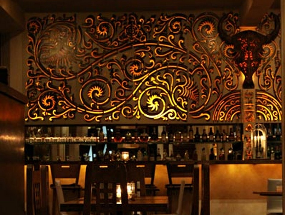 Chandi, a Restaurant Fit for a Goddess Kuta  Indonesia