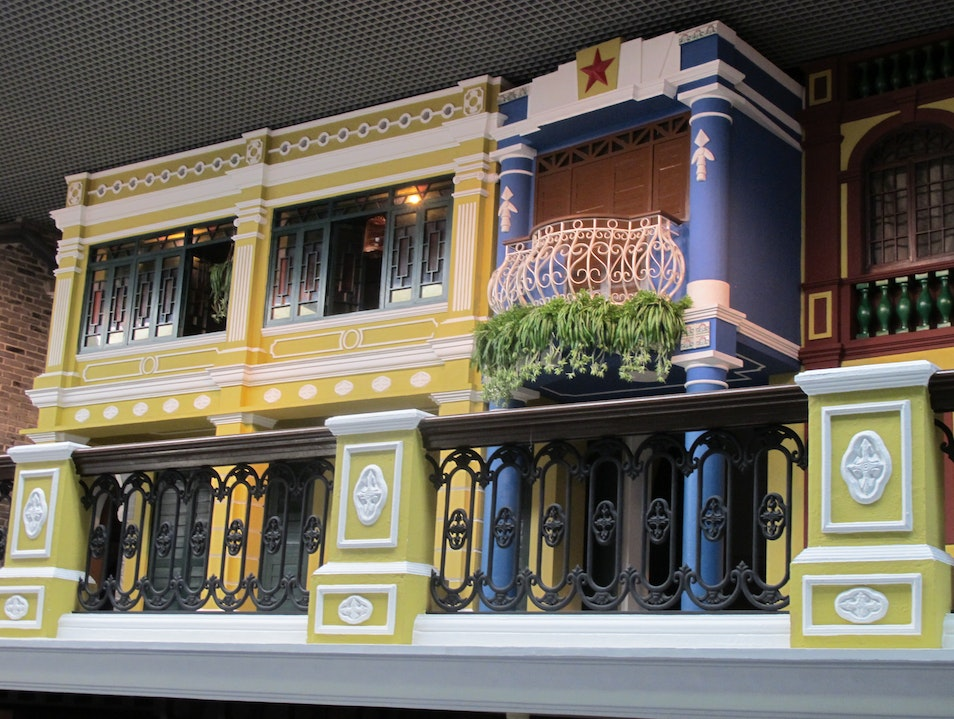 Macau's history in miniatures and more