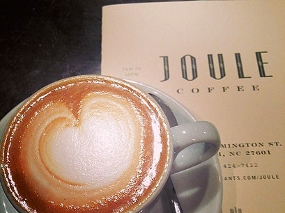 Joule Coffee Raleigh North Carolina United States