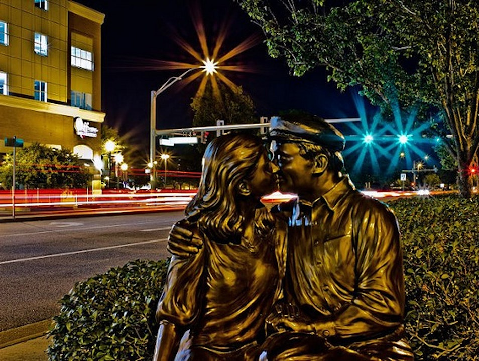 The Kiss Virginia Beach Virginia United States
