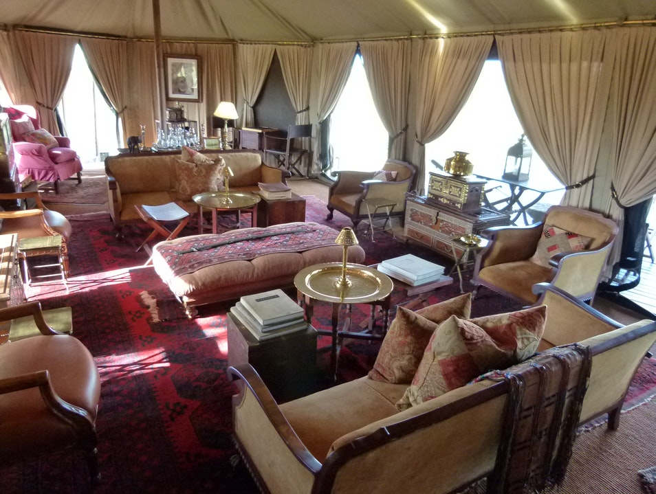 STAY: Serengeti Luxury Tented Camp Serengeti National Park  Tanzania