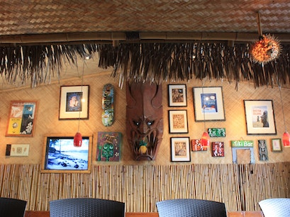 South Shore Tiki Lounge Kihei Hawaii United States