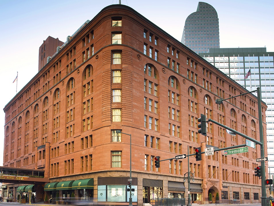 The Brown Palace Hotel and Spa Denver Colorado United States