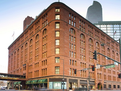 The Brown Palace Hotel & Spa Denver Colorado United States