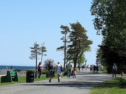Point Pleasant Park Halifax  Canada