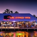 Eco Bar at the Stoned Crab  Key West Florida United States