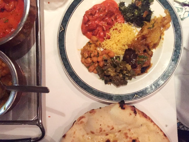 Best Curry in Clifton