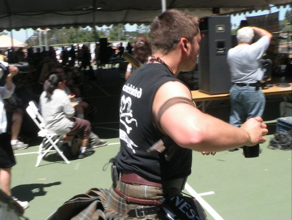 San Diego Scottish Highland Games