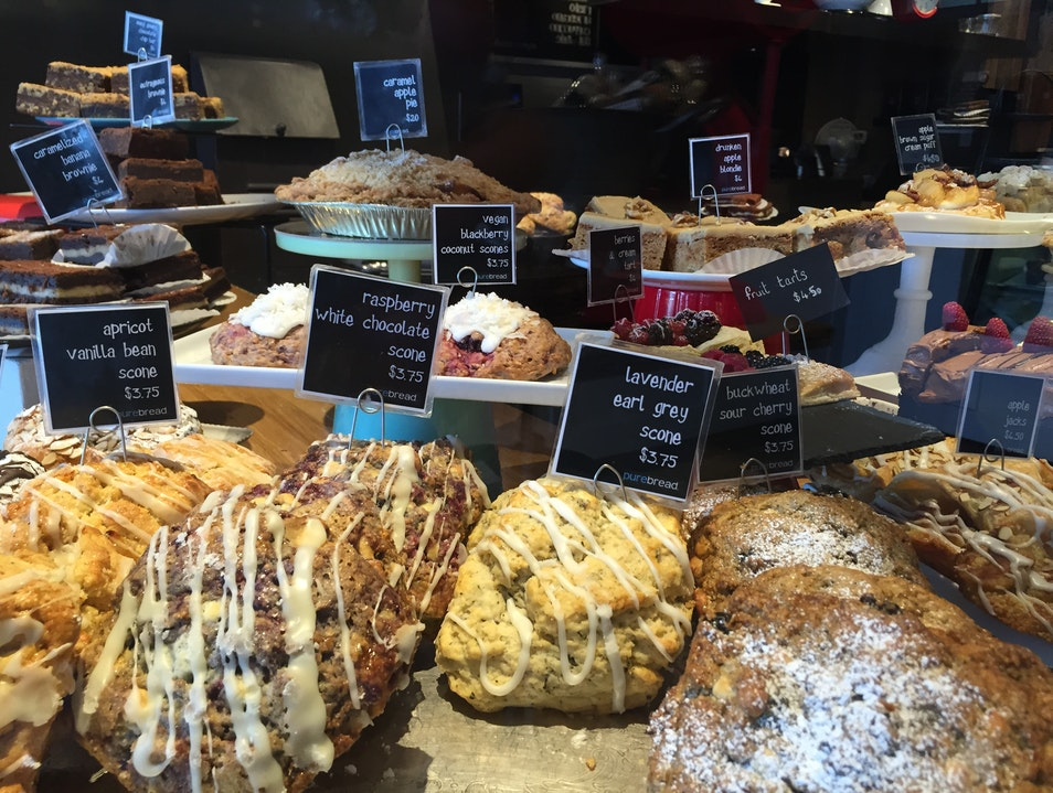 Purebread: The Best Bakery in Whistler Whistler  Canada