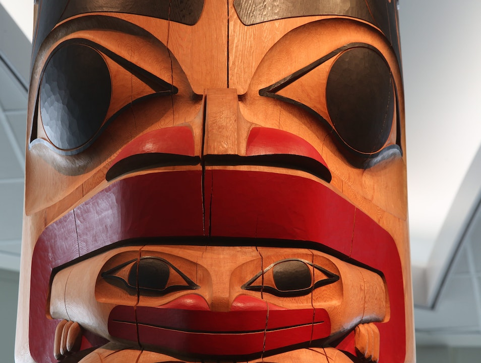 Take a First Nations Art Tour at YVR