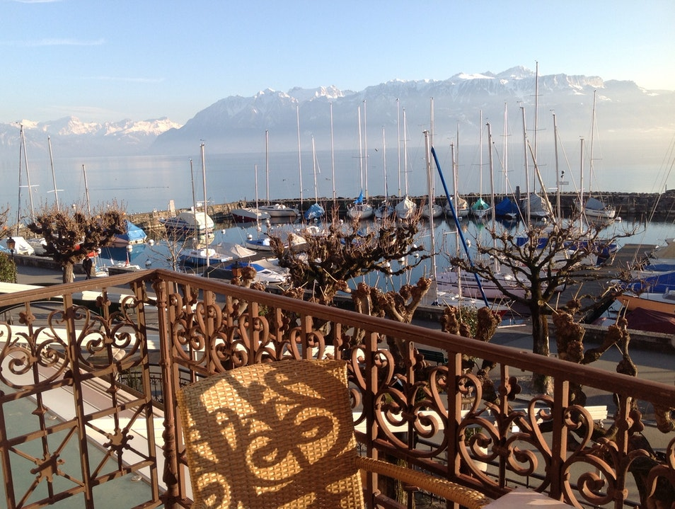 Hotel Lakeview Le Rivage Lutry  Switzerland
