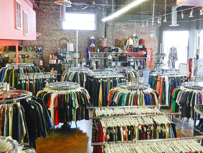 Vintage Clothing on a Budget