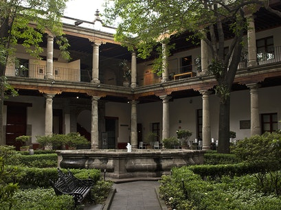 Museo Franz Mayer Mexico City  Mexico