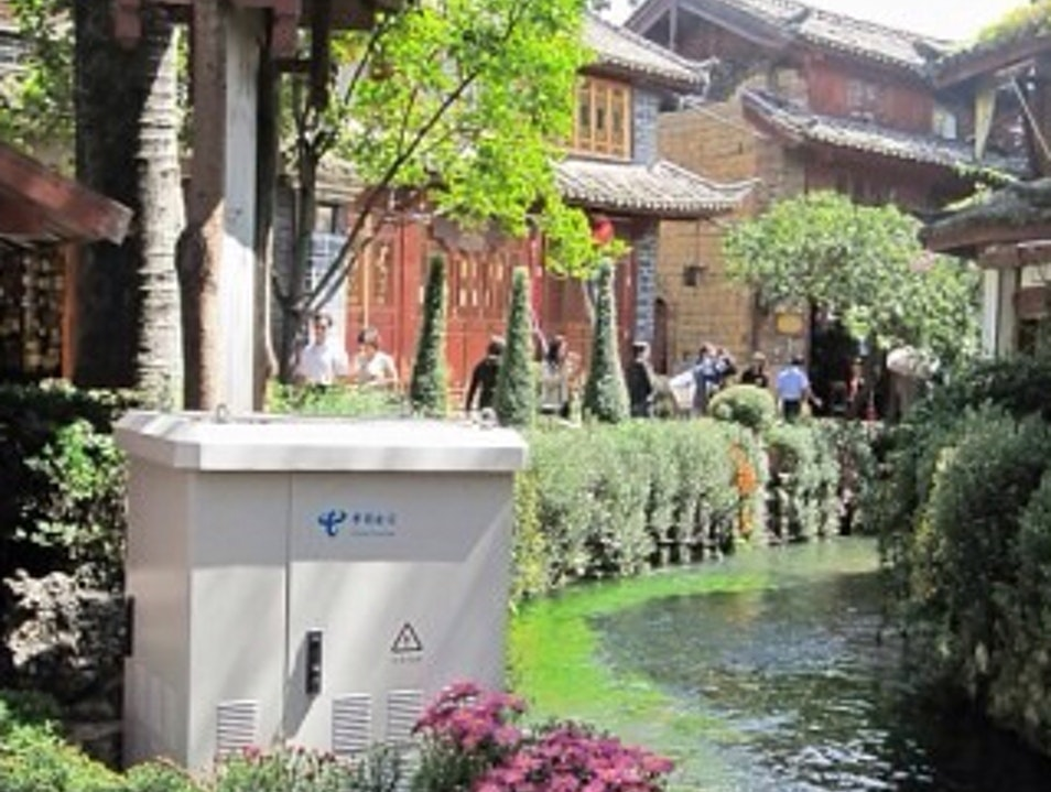 The Canals Of Lijiang