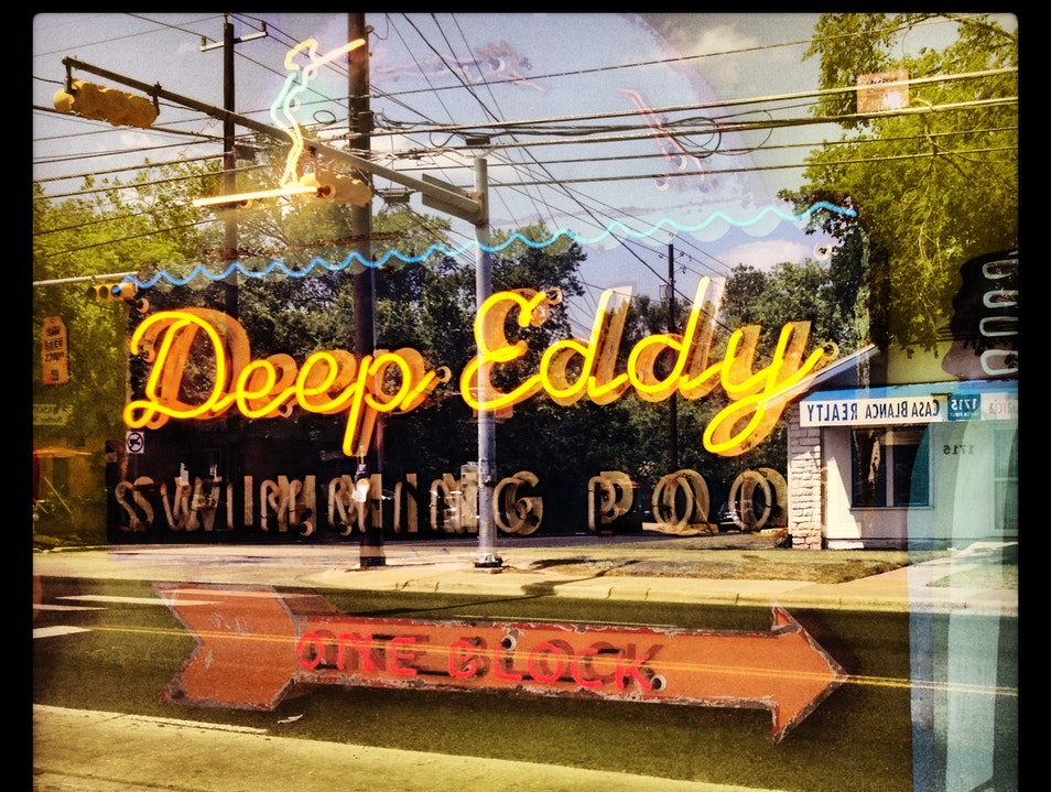 Roadhouse Relics and the Master of All Things Neon