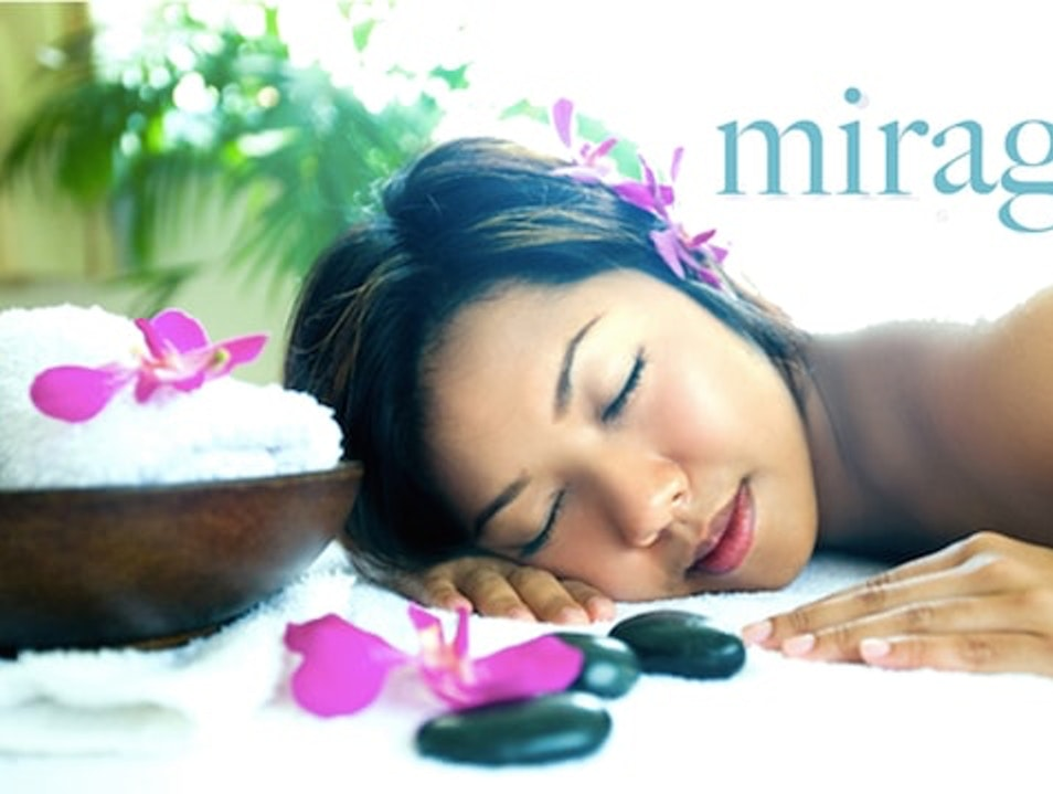 Pampering experience near the beach