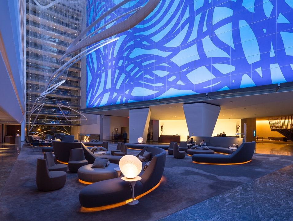 Conrad New York: An Oasis of Calm Beauty in Lower Manhattan