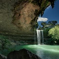 Hamilton Pool Dripping Springs Texas United States