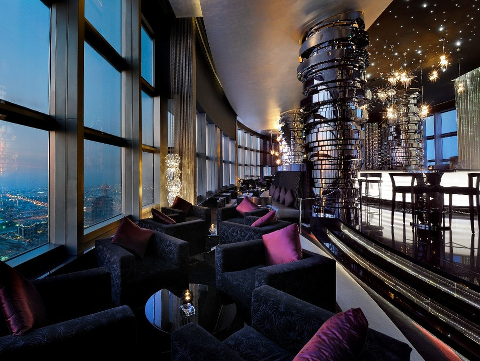 Get Giddy at Dubai's Most Glamorous Bar Dubai  United Arab Emirates