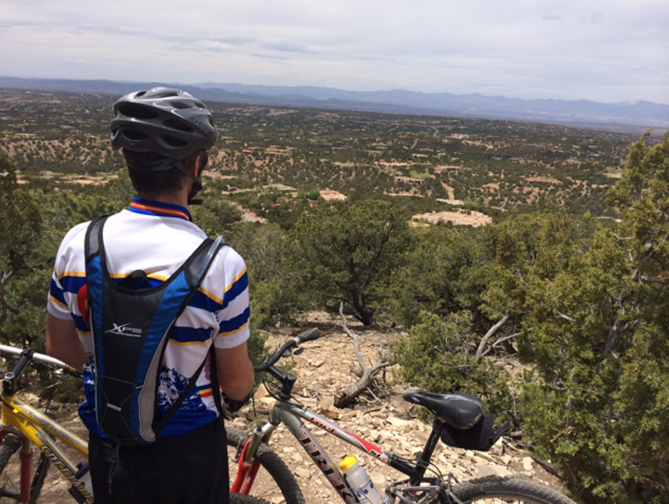 Dale's Ball mtn biking Santa Fe New Mexico United States