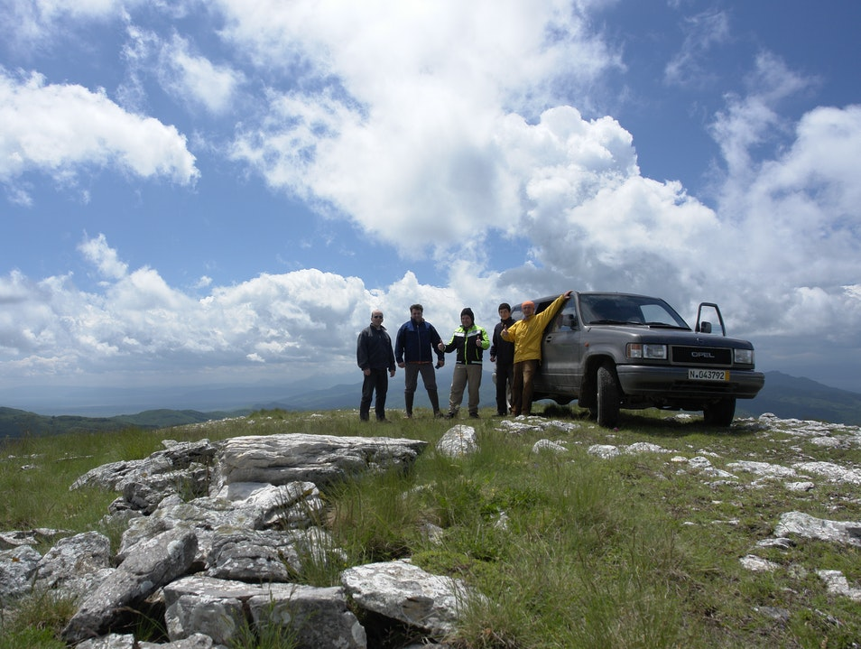 Jeep Safari trips around Macedonia Debarca  Macedonia (FYROM)