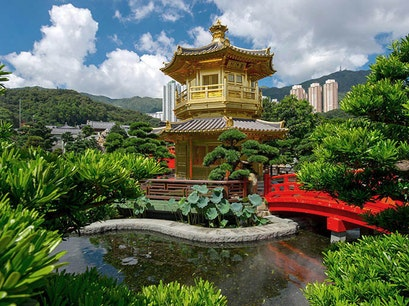 Nan Lian Garden Diamond Hill  Hong Kong