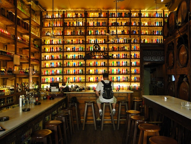Drinking Ouzo at Brettos: The Perfect Old Place to Try Something New